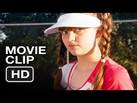 Diary of a Wimpy Kid: Dog Days Movie CLIP - Tennis (2012) - Zachary Gordon Movie HD Video