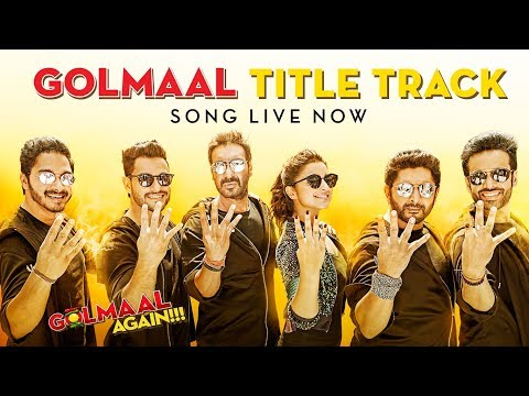 Title Song | Golmaal Again (2017) Movie Song