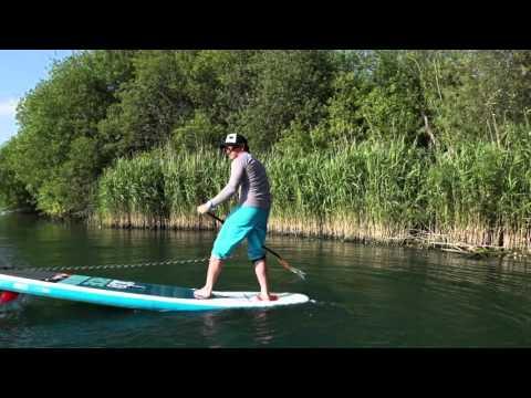 Paddle Board Technique - Nose 360