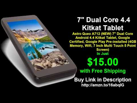 Buy Cheap Astro Queo 7 Dual Core Android 4 4 Kitkat Tablet