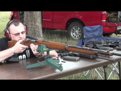 1895 Chilean Mauser in 7x57mm