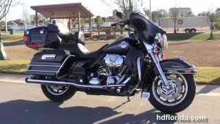 9. Used 2007 Harley Davidson Ultra Classic Electra Glide for sale Mobile Al