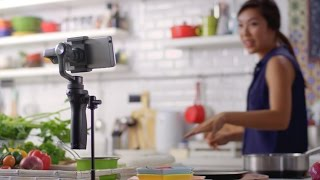 DJI Osmo Mobile – The Vlogger