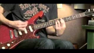 Paul Gilbert and Billy Sheehan demonstrate Undertow by Mr Big