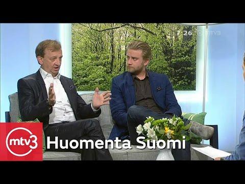 Haastattelussa Hjallis ja Joel Harkimo | Huomenta Suomi | MTV3 tekijä: MTVSuomi