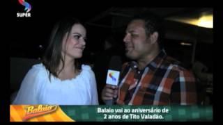 BALAIO - Tito, Filho De Felippe E Mariana Valadão, Comemora 2 Aninhos - 1/2
