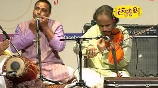 Dr. L. Subramaniam And His Son Ambi Subramaniam's Violin Performance 02