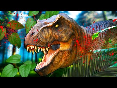 hunter - Let's try to take on the terrifying tyrannosaurus in The Hunter Primal ▻Subscribe for more great content : http://bit.ly/11KwHAM Share with your friends and add to your favourites it helps...
