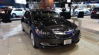 2014 Acura RLX Advance Quick Tour