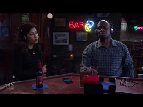 Charles Motivates Debbie To Become A Dirty Cop | Brooklyn 99 Season 7 Episode 4