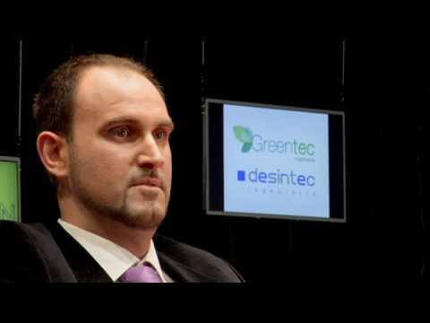 Raúl Cepriá, socio Greentec Desintec