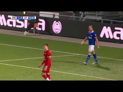 Samenvatting FC Den Bosch - Jong FC Utrecht
