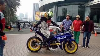 Video Dennystunt SHOTING SELEB SQUAD TRANS TV with Reza SS & RevdyStunter MP3, 3GP, MP4, WEBM, AVI, FLV Maret 2019