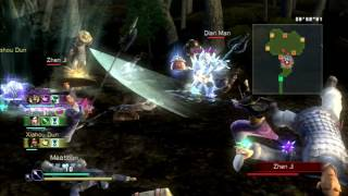 Nonton Dynasty Warriors: Strikeforce - Legends - Duel! Zhen Ji Film Subtitle Indonesia Streaming Movie Download