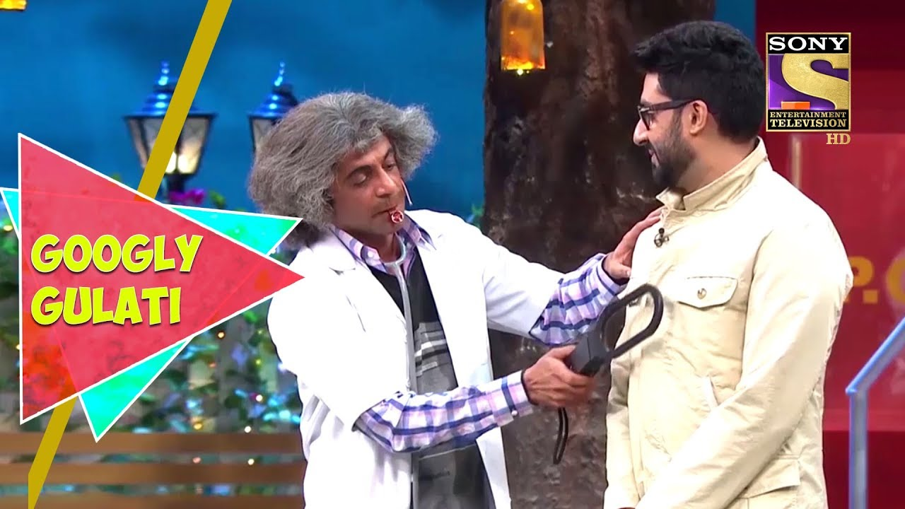 Dr. Gulati's Weird Check-Up Style | Googly Gulati | The Kapil Sharma Show