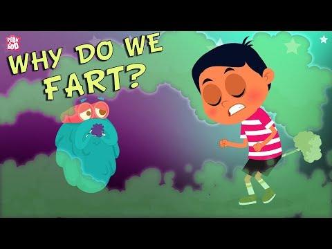 Why Do We Fart? - The Dr. Binocs Show | Best Learning Videos For Kids | Peekaboo Kidz