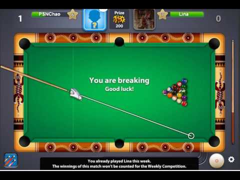 [Y8 FLASH GAME] 8 Ball Pool Multiplayer (Snooker Online Game) - Gameplay P.10