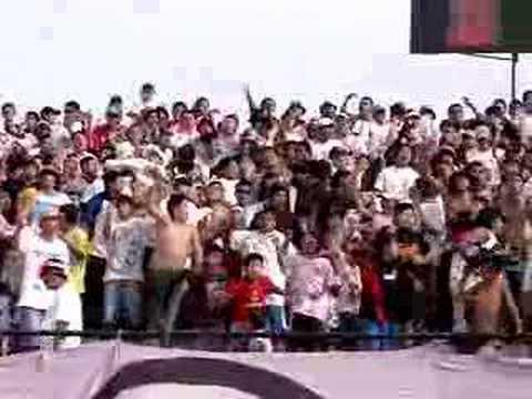 Asi se Alienta.....juventudrosada...del Callao..! - Barra Popular Juventud Rosada - Sport Boys