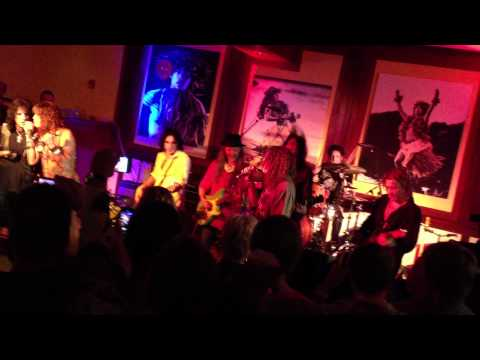 Steven Tyler Alice Cooper Weird Al Cover Come Together