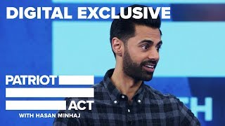 Deep Cuts: Hasan Divulges How He Picks Episode Topics | Patriot Act with Hasan Minhaj | Netflix