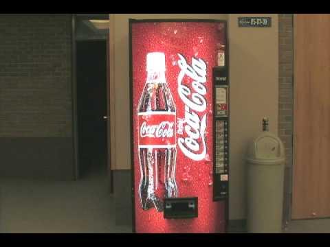 Pepsi Commercial - Vending Machine