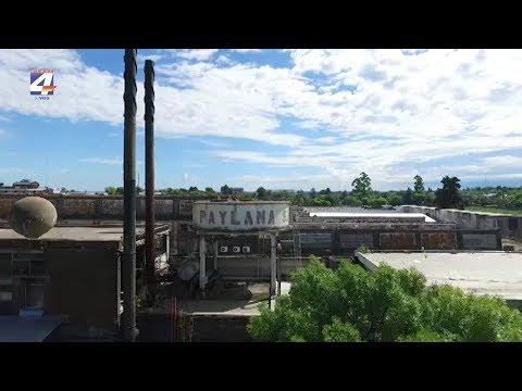 Convocan a cooperativas interesadas en construir viviendas en el predio de la exfábrica Paylana