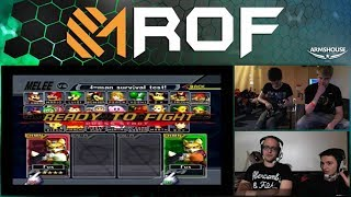 Armada destroying Leffen at ROF is up
