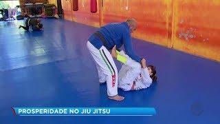 Atleta de 10 anos de Marília conquista medalha no Sul-Americano de Jiu-Jtsu