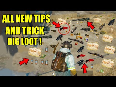 Pubg Mobile All New Tips And Trick ? How Much Loot In Novo ! Best Loot Location ?