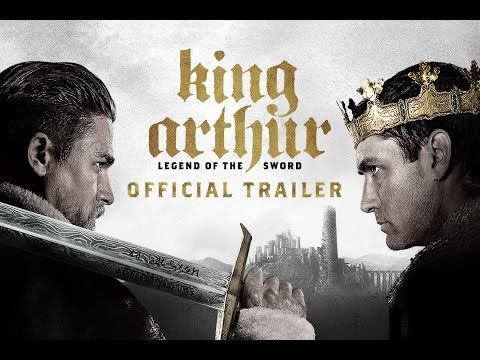 King Arthur Legend of the Sword Official Trailer
