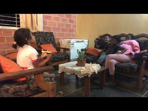 Βενεζουέλα: Πείνα και φτώχεια μαστίζουν τους κατοίκους…
