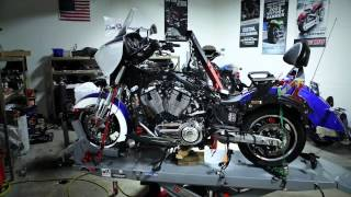 2. The Vic Shop - Victory Cross Country Engine Build