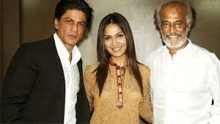 Shankar, Shah Rukh Khan for Kochadaiyan