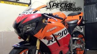 7. For sale.. Honda CBR 600 RR REPSOL 2014 (istimewa)