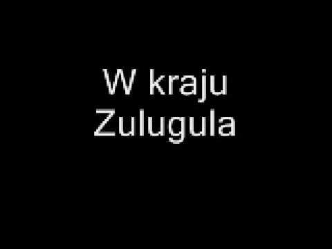 Tadeusz Ross - W kraju Zulugula (audio)
