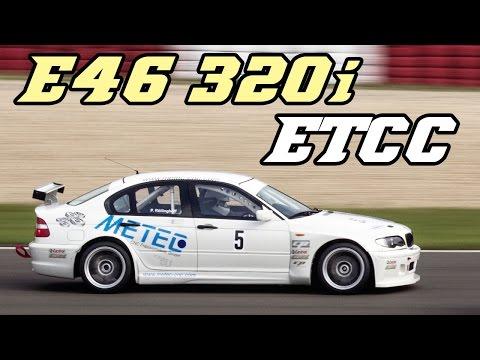 BMW E46 320i ETCC - straight 6 sounds