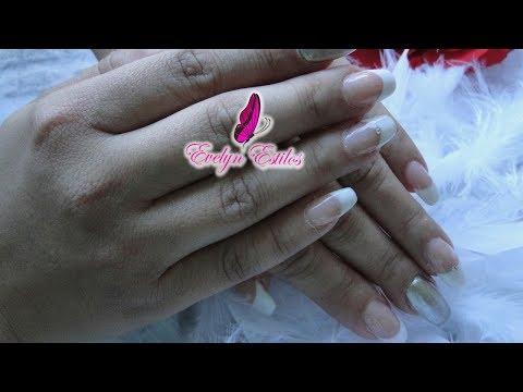 Uñas acrilicas - Mantenimiento de uñas acrílicas.