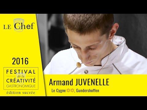 FCG 2016 édition sucrée : Armand Juvenelle