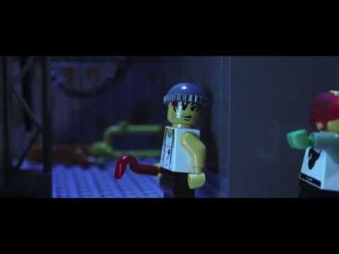 Lego Zombie Attack (Part2) Zombie Movie