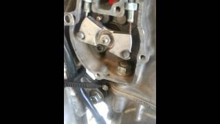 7. 03 CR 250R Power Valve operation