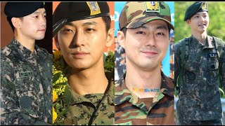 Donghae-si South Korea  City pictures : 10 Handsome Korean Celebrities That Are Even Hotter In Military Uniforms