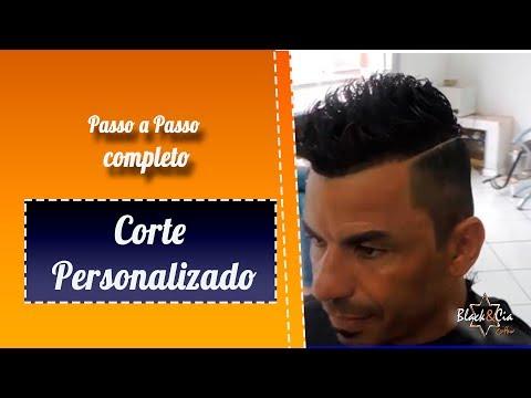 Quer aprender fazer este corte de cabelo ? Veja este video.