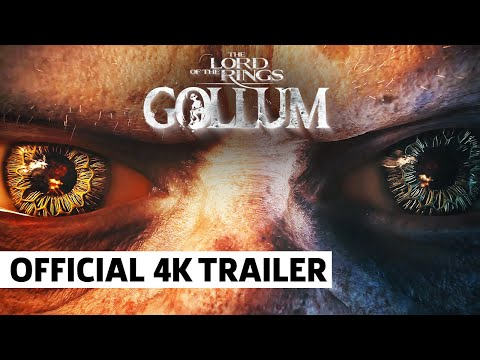 The Lord of the Rings: Gollum - Official Cinematic Teaser Trailer