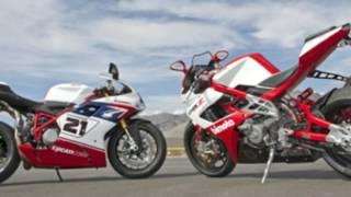 2. Battle Bimota DB7 vs Ducati 1098R Bayliss Comparison Reviews