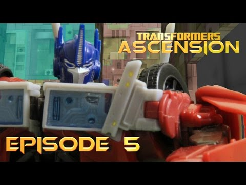Transformers: Ascension | Season 1 | Episode 5 - 'Compromises'