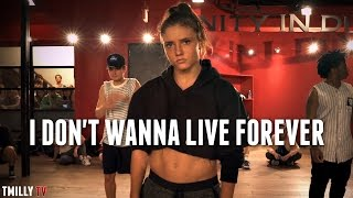 ZAYN, Taylor Swift - I Don't Wanna Live Forever - Choreography by Alexander Chung - #TMillyTV Video