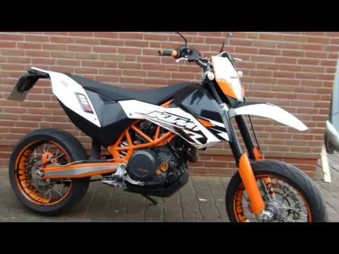 BikePorn KTM 690 SMC Supermoto