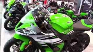 7. 2015 Kawasaki Ninja ZX 10R 30th Anniversary Edition
