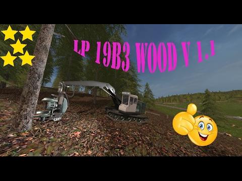 LP 19b3 WOOD v1.1