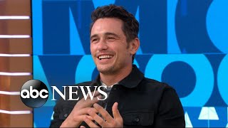 Video James Franco says it was 'bizarre' staying in character to direct and act in 'Disaster Artist' MP3, 3GP, MP4, WEBM, AVI, FLV September 2018